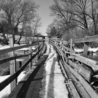 Старый мост. :: Ирина Нафаня