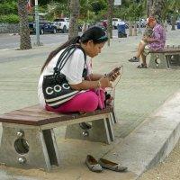 Первая неделя. Фото 8. Таиланд. Паттайя :: Владимир Шибинский