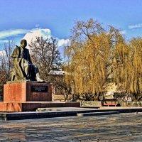Н.Н.Коцюбинскому :: юрий иванов