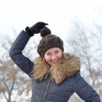 Веселый зимний день :: Сергей Тагиров