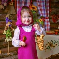 Вот такая Маша! :: Юлия Романенко