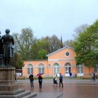 музей Баухауз Веймара :: Olga