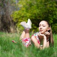 Весенний день :: Елена Нор