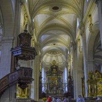 Церковь Хофкирхе.Швейцария, Люцерн. :: Наталья Иванова
