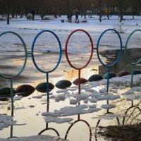 весна в Парке :: Александр Трофимов