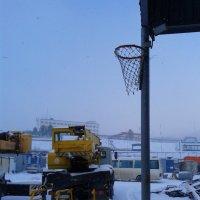 Зимний баскетбол :: Константин Николаенко