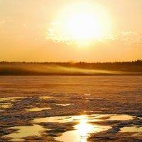 Апрельские закаты :: sergej-smv