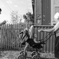 В деревне :: Любовь Бутакова