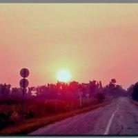 раннее  утро.  восход. :: Ivana