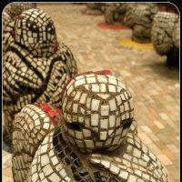 Мозаичный дворик :: Анна Янн