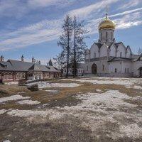 Саввино-Сторожевский монастырь :: Борис Гольдберг