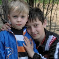 Братья :: Irina