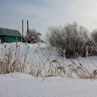 Зимний вечер :: Ольга Боронина (Белова)
