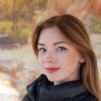 Солнечный портрет :: Андрей Майоров