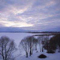 Вечер на озере Неро :: Ирина Котенева