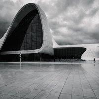 Баку. Центр Гейдара Алиева... :: Mario Brindizi