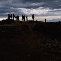 Тени острова Ольхон :: Александр Кузьмин