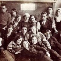 Вознесеновская молодёжь. 1939 год :: Нина Корешкова