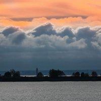 Облака :: Евгения Кирильченко
