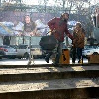 Уличная сценка :: Асылбек Айманов
