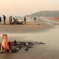 Песочные замки :: Elen Dol