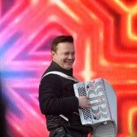 Сергей Войтенко на сцене :: delete