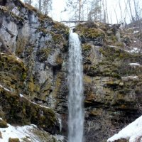 сухой водопад :: Олег  Царёв