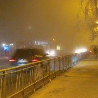 Туман :: Елена Байдакова