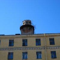 Пожарная башня :: Дмитрий