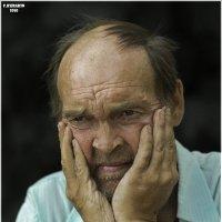 Человек из далёкого прошлого... :: Фёдор Куракин