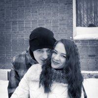 Счастливы вместе... :: Владимир Батурин