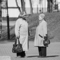 Подружки :: Татьяна Огаркова