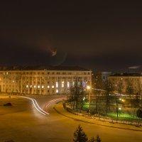 Дзержинск. Ночь :: Олег Дорошенко