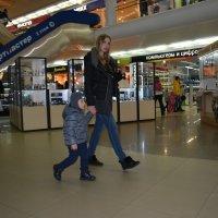 Мама обещала купить... :: Ирина Бархатова