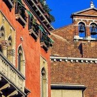 Венеция - слияние стилей и эпох... :: Ирина Falcone