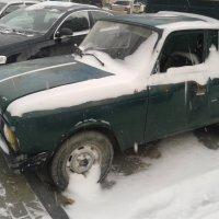 Эхо уходящей зимы :: Константин Николаенко