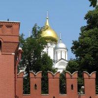 За кремлевской стеной :: Grey Bishop