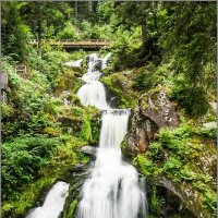 Водопад Триберг :: Margarta Kushnirenko