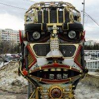 Скульптура робота :: Владимир Ростовский