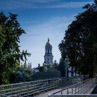 Киево-Печерская  лавра. Колокольня. :: Евген Бурлак