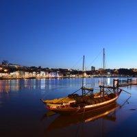Вечер в Порту :: Олег Потехин