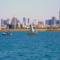 Впереди Тель-Авив Яффо :: юрий константинов
