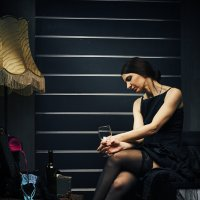 Нет правды в вине :: Александр Амеличкин