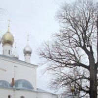 В монастыре. :: Михаил Попов