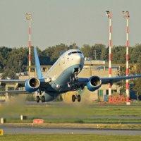 """Боинг-737 (800) А/К """"ПОБЕДА"""" :: Олег Савин"""