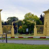 Египетские ворота :: Сергей