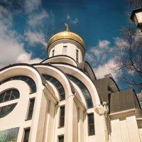 Церковь Покрова Пресвятой Богородицы :: Сергей Шруба