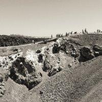 Вулкан Санторини. :: Алекс Дрожжин
