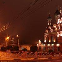 ночная съемка :: Ольга Bilyk