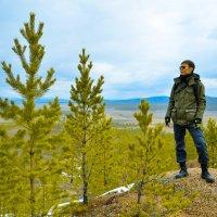 Восхождение на горы :: Сергей Алексеев